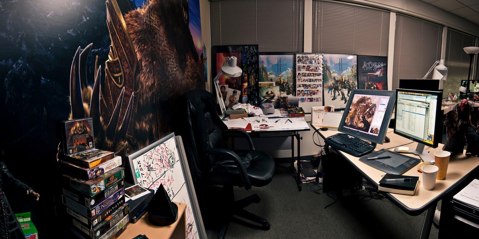 Офис и рабочее место Kekai