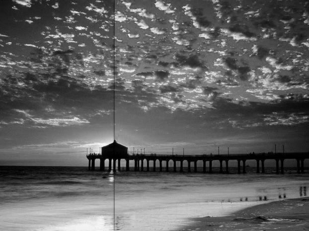 Как сделать чёрно-белую фотографию в фотошопе