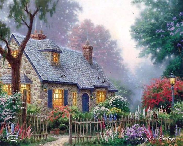 Рисунки домов