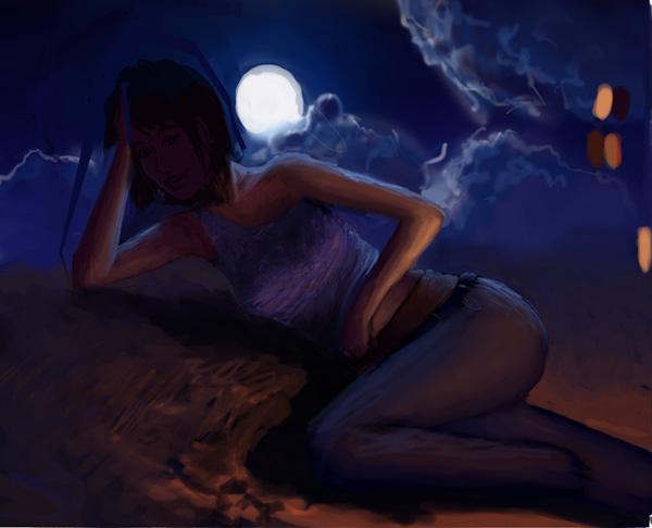 Рисование женского тела | Часть 1