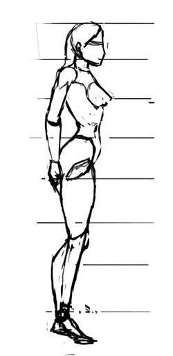 Как научиться рисовать девушек