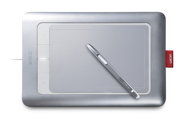 Купил планшет Wacom Bamboo Pen & Touch Medium (A5) | Отзывы