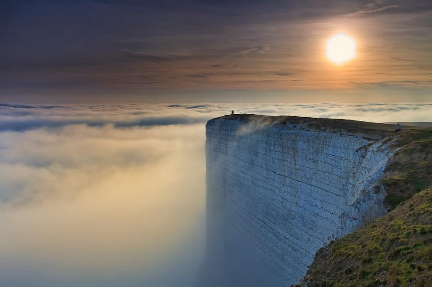 Скала Beachy Head