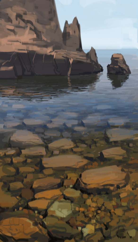 Water_And_Rocks