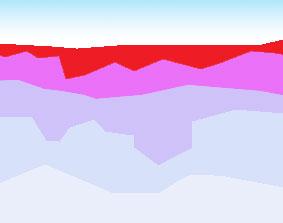 Воздушная перспектива в рисунке
