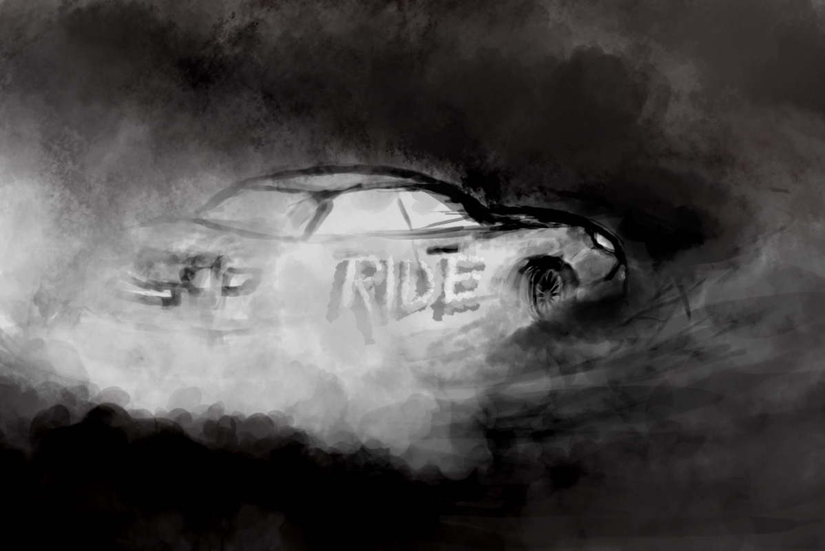Рисунок - To Hell We RIDE
