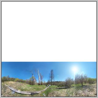 Как создать панораму