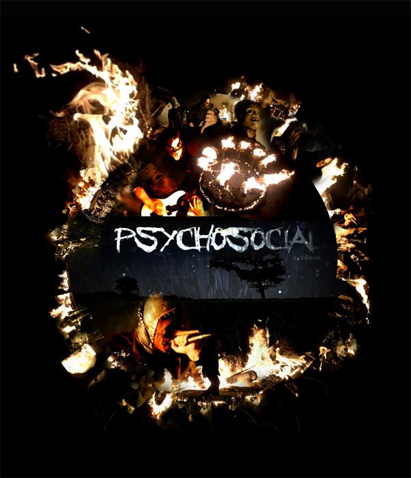 Slipknot - Psychosocial baby