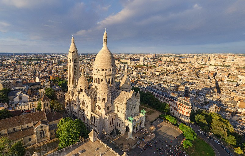 3D панорамы самых красивых мест на планете
