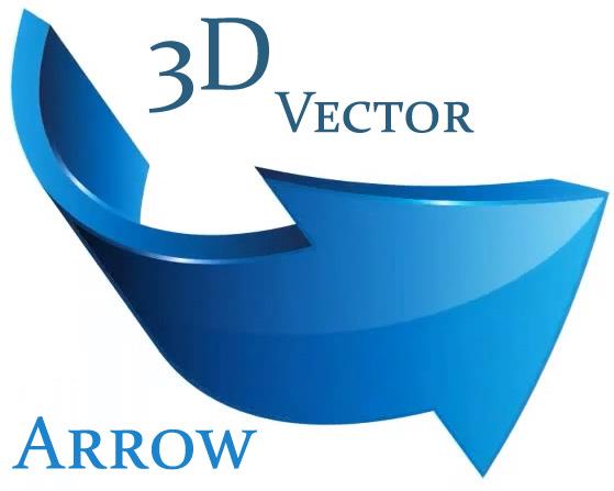 3D Стрелка / Урок по рисованию в Adobe Illustrator