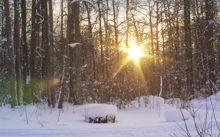 Ретушь и обработка пейзажной фотографии в фотошопе